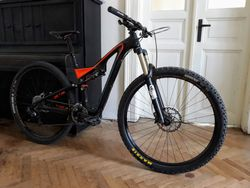 Specialized Stumpjumper FSR EVO expert 2013