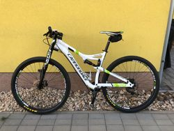 Cannondale Scalpel Si 4