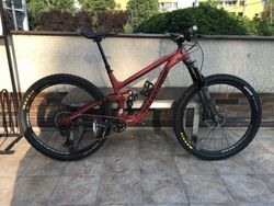 Enduro kolo transition sentinel