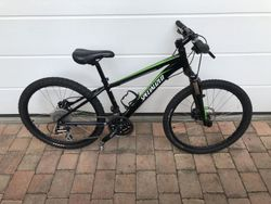 Specialized Hotrock 24, Disc