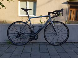 Canyon Ultimate CF SL 9.0. Ultegra.