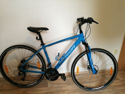 Merida CROSSWAY 40-D Blue(White/Black)