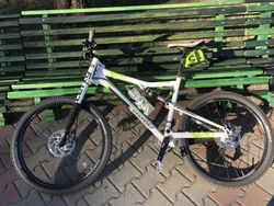 Cannondale RZ 120 s Lefty, Rock Shox, Shimano XT