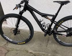 Cannondale scalpel -si limited edition vel M