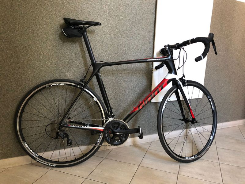 Giant TCR Advanced 2, velikost XL