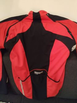 Bunda GORE Phantom 2.0 SO Jacket Red/black