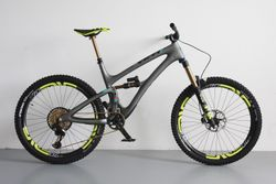 NOVÉ KOLO YETI SB6 2019 TURQ Ultimate Dream bike ENVE, XX1, XTR