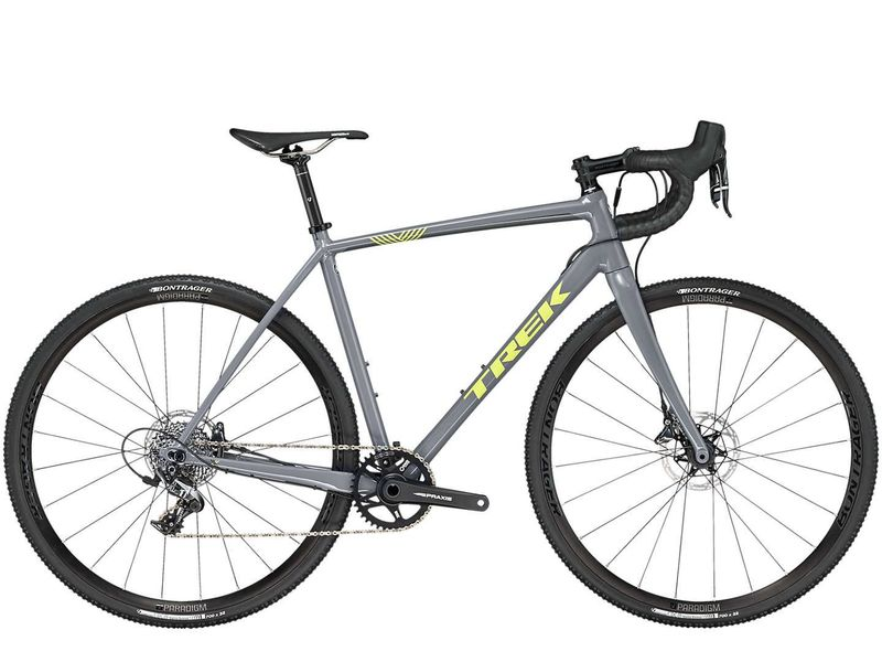 Cyklokrosové kolo TREK Crockett 7 disc