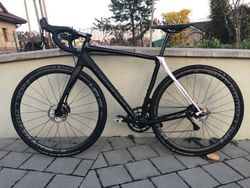 Cannondale Synapse Black Inc, vel 54