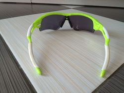 Oakley Radarlock PATH FP Retina Burn/Jade & Black Iridium