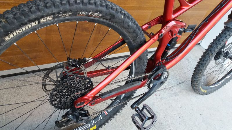 Canyon Spectral 7.0EX