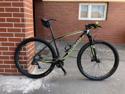 Specialized Stumpjumper HT Comp 2015
