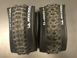 MTB pláště Michelin Wild Rock'r 2 a Michelin Wild Grip'r 29x2.35""
