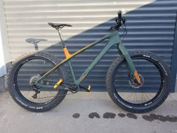 Fat bike Canyon Dude CF 8.0 karbon