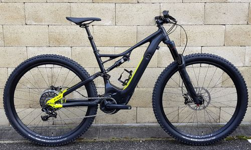 Specialized Turbo Levo FSR Comp CE 29/6Fattie, vel M (cca 160-175cm),