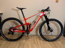 KROSS Earth TE 2019, XTR M9100, váha 9,32 kg