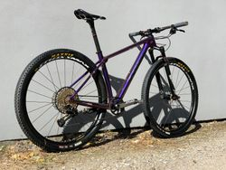 Trek Procaliber 9.8 SL - Project One - Gloss Purple Phaze/Matte Trek Black, vel. 18,5""