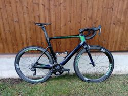 Merida REACTO LIMITED Glossy Black(Aurora) vel. L (56)