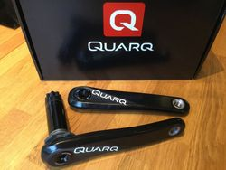 Kliky SRAM QUARQ (Red AXS) Road Carbon 170mm / BB30