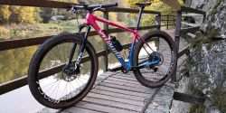 Specialized Epic HT Pro 2020 AXS upgrade