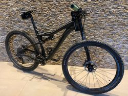 CANNONDALE SCALPEL 29 CARBON BLACK INC