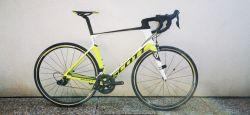 Scott Foil 30 2018 - TOP STAV 300km