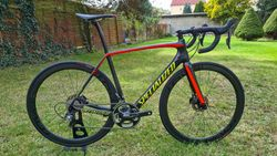 Specialized Tarmac Expert Disc Race, vel. 56