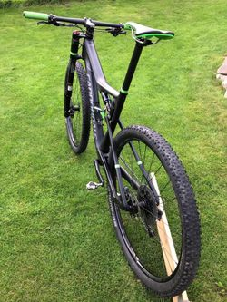 Cannondale Scalpel Si, Carbon 3