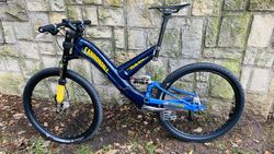 Cannondale Raven 2 s Lefty TOP STAV!!!