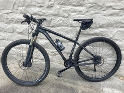 Specialized Crave Comp 29 black/silver M