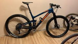 Trek Top Fuel SL, Project One! vel. 21,5 (od cca 180cm)