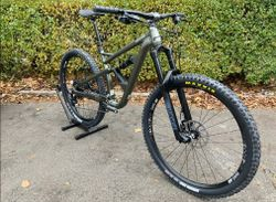 "CANNONDALE JEKYLL 29"" CUSTOM ALLOY, 2020"