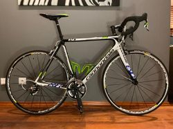Cannondale Super Six Evo - SRAM Red