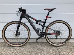 CANNONDALE SCALPEL Si 29 CARBON 3 2015