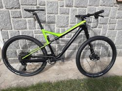 Cannondale Scalpel Carbon 4, vel. XL, model 2020