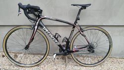 Specialized Roubaix Pro - Sram RED