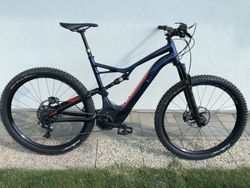 Specialized Turbo Levo FSR Short Travel 29 - stav nového kola