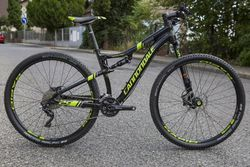 Cannondale Scalpel 29 Lefty