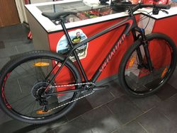 SPECIALIZED EPIC HT comp Carbon 1x11 L VÝPRODEJ