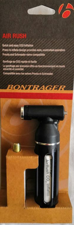 Pump Bontrager Air Rush- bombicka