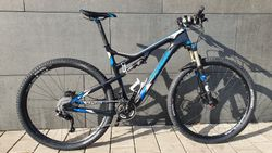 29 TREK SUPERFLY FS OCLV carbon