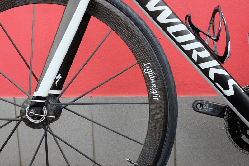 S-Works Lightweight Dura Ace Di2