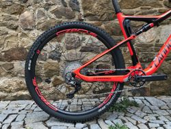 Cannondale Scalpel Si Hi-Mod 1, TOP STAV