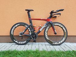 Triatlonové kolo BMC Time Machine TM01