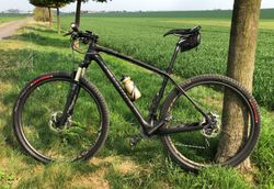 "Specialized S - WORKS Stumpjumper 29"", HT, XTR"