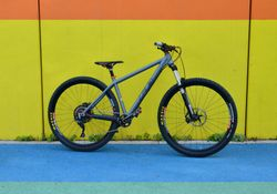 RB CRR 290 vel. M, custom hardtail