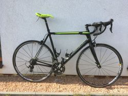 Cannondale Supersix Evo 105, vel. 58