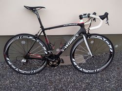 Specialized s-works tarmac sl3