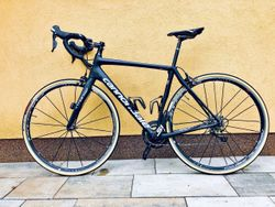 Cannondale Synapse 105 karbon + pedaly shimano 105