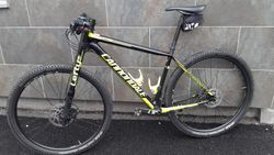 Cannondale F-si 4 lefty- SUPER stav